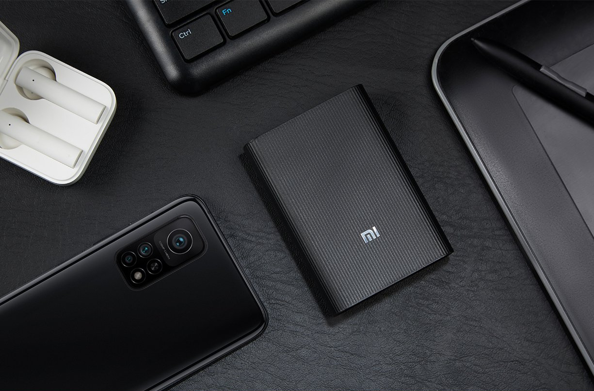 Xiaomi Mi Pocket Power Bank Pro Destacado